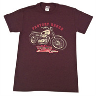 National Motorcycle Museum Triumph 'Factory Racer' T-Shirt