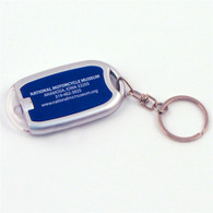 National Motorcycle Museum LED Key Ring