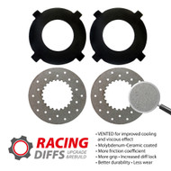 Racing Diffs BMW 188mm *VENTED LSD 2 Clutch kit