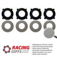 Racing Diffs BMW 188mm LSD Solid 4 Clutch Pack Kit