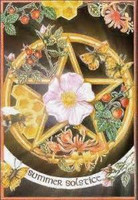 SOLD OUT ~ Manifesting at Midsummer Witches Sabbat Summer Solstice magick ~ Cast Thursday June 21 ~ Strict order limit of 1