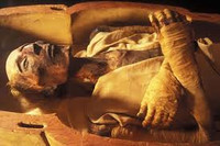 3 night Ancient Egyptian Mummy Magick Custom spell work ~ This powerful spell incorporates and you will receive an actual small artifact specimen of a genuine authentic mummy linen retaining original burial oils of an ancient Egyptian Mummy