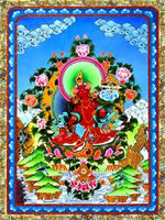 Sacred Red Tara ritual for Wealth, Love and the Power of Influence