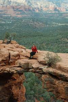 Sedona ACTIVE CRYSTAL Meditation Manifestation Magick at Devil's Bridge for Protection ~ Spiritual Healing ~ Block Removal ~ Obtain Deepest Wishes~ Feel on Top of the World!