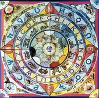 1 Question Psychic Circle spiritual Board insight/prediction Reading