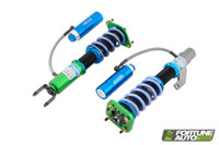 Fortune Auto Dreadnought Pro 2 Way Coilovers for Subaru Impreza (GDB)