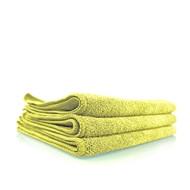 WORKHORSE TOWEL-YELLOW FOR INTERIORS PROFESSIONAL GRADE MICROFIBER TOWELS (1 pc)