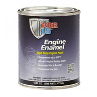 POR15 Ford Red Engine Enamel Paint 473ml