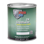 POR15 2K Urethane CLEAR - Two Component Coating (aka Glisten PC) (US Pint, 473ml)