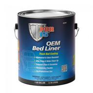POR15 Black Bed Liner - Non Slip Truck Bed Coating (US Gallon, 3.78L)