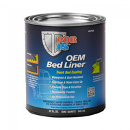 POR15 Black Bed Liner - Non Slip Truck Bed Coating (US Quart, 946ml)