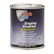 POR15 Chrysler Blue Engine Enamel Paint 473ml