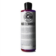 CHEMICAL GUYS MAXI-SUDS II EXTREME GRAPE RUSH SUPER SUDS CAR WASH SHAMPOO (16 OZ)