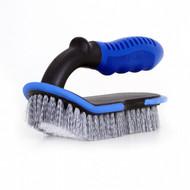 Grip upholstery brush