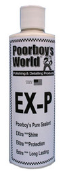 Poorboys World EX - P Sealant 16oz (473ml)
