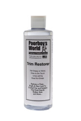 Poorboys World Trim Restorer 16oz (473ml)