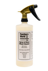 Spray and Rinse 32oz (946ml)