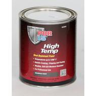 POR15 High Temp Factory Manifold Grey Heat Resistant Paint US Quart (946ml