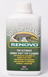 Renovo Fabric Soft Top Cleaner 500ml