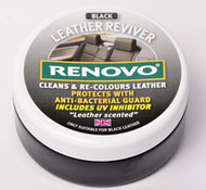 Renovo Black Leather Reviver 200ml