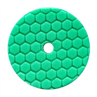 "Hex-Logic Quantum Heavy Polishing Pad, Green (5.5"")"