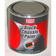 Frost Chassis Satin Black Paint (1L)
