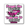 ***New Derbytees Stickers Combo 5 Pack***
