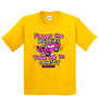 *ONLINE EXCLUSIVE* Forget the Barbies Tee (Daisy Yellow)
