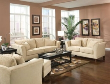 Fabric Sofas and Loveseats