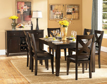 Crown Point Casual Dining Table and Chairs