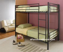 Black Metal Twin Bunk Bed   Metal Bunk Bed