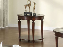 Granvia Glass End Table