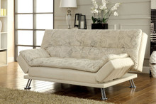Fabric Convertible Futon Sofa Bed