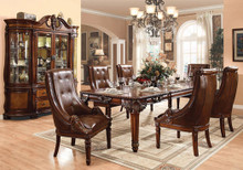 Strasbourg Cherry Formal Dining Table