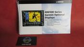 Garmin 400/500 Series Optional Displays Pilot's Guide Addendum PN  190-00140-13