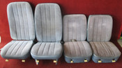 Cessna 310 Articulating Aircraft Seats (Set of 4) (EMAIL OR CALL TO BUY)