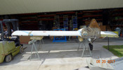 Beechcraft 76 Duchess RH Wing W/ Landing Gear PN 105-100010-606, 105-810000-2 (EMAIL OR CALL TO BUY)