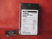 ASA 4-Ring Approach Plate  Binder PN ASA-AP-BD-4RNG