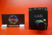 Avtech VHF NAV Control Panel PN  6233-1-6