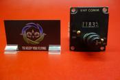 Avtech VHF COMM Control Panel PN  6123-1