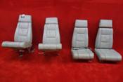 Beechcraft V35B Bonanza Pilot/Co-Pilot & Rear Seats (CALL OR EMAIL TO BUY)