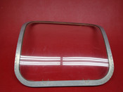 Beechcraft 35, T-42A, 55, 58 LH Emergency Exit Window PN 35-410291-146