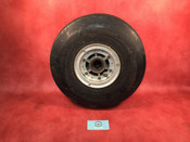 Cessna 150 McCauley 6.00-6 6 Ply Aircraft Tire Wheel Assy PN C-163002-0101