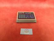 Avicom International Remote Keyboard, PN 498742-0001