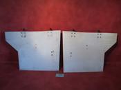 Mooney M20C LH RH Gear Door PN 550003-001, 550003-002