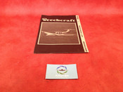 Beech Aircraft Corp. Beechcraft 1979 Duchess Specifications Brochure