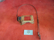 Aircraft Radio & Control Actuator Mount PN 44462-3060