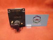 Avtech Corporation VHF COMM Control Panel PN 6123-1-1
