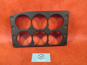Piper Instrument Cover Panel PN 38374