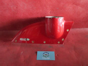 Cessna 172, 175 Vertical Fin Rotating Beacon Tip,  PN 0531007-3, 0531007-3-791
